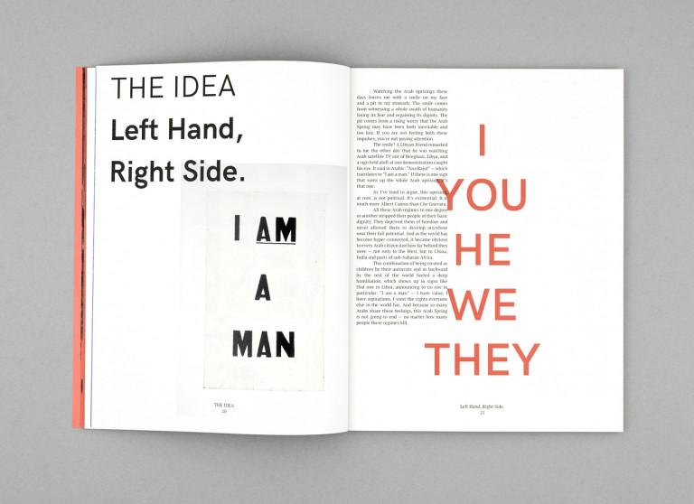 portfolio 10/15  - Editorial Design