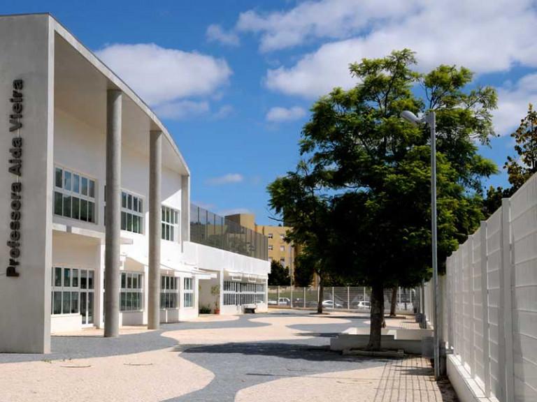 portfolio 1/3  - Limpeza Anual do Agrupamento de Escolas Bairro Padre Cruz