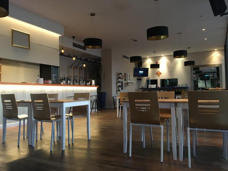 portfolio 2/10  - Remodelação sala restaurante