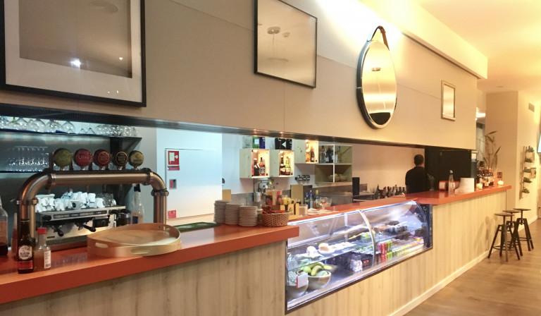 portfolio 6/10  - Remodelação bar restaurante