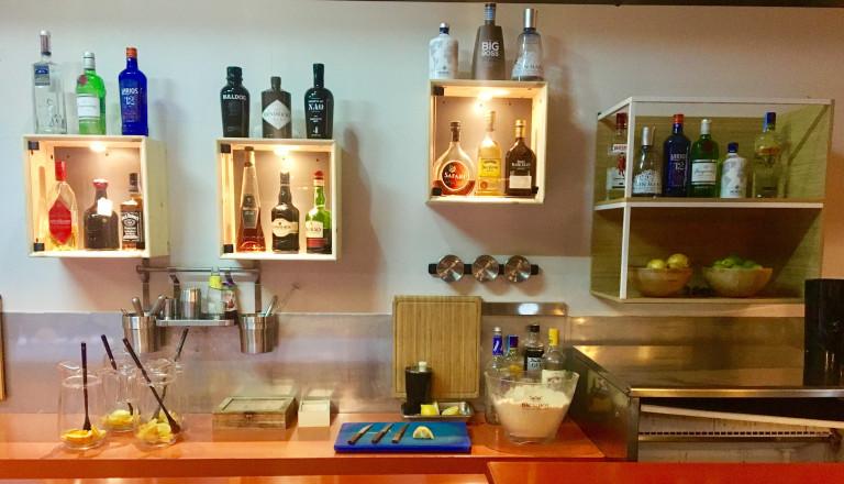 portfolio 5/10  - Remodelação bar restaurante