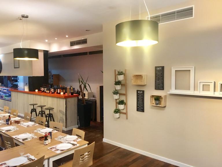 portfolio 3/10  - Remodelação sala restaurante