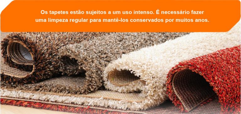 portfolio 4/6  - Limpeza de Tapetes