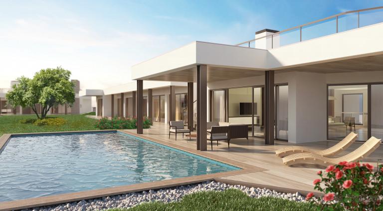 portfolio 2/21  - Residencia Unifamiliar no emVale da Lama - Algarve