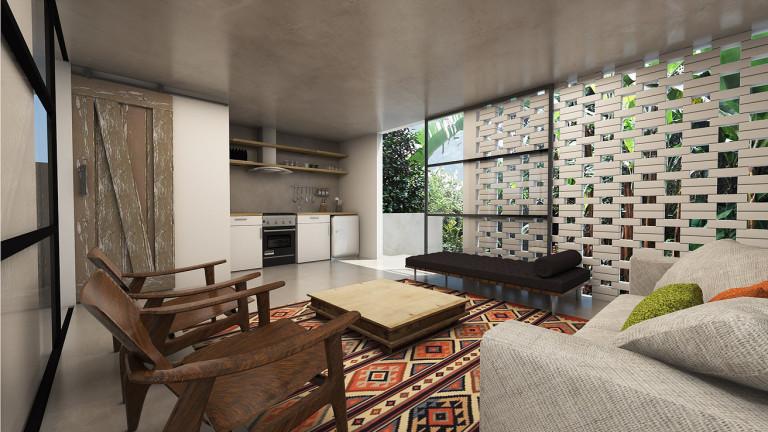 portfolio 9/21  - Residencia Unifamiliar no Rio de Janeiro