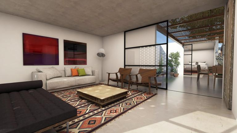 portfolio 10/21  - Residencia Unifamiliar no Rio de Janeiro