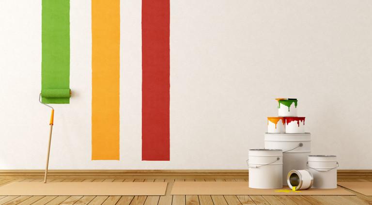 portfolio 1/9  - pinturas interiores e exteriores