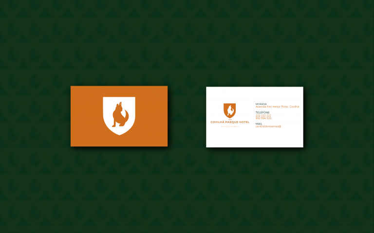 portfolio 3/8  - Cartão de visita