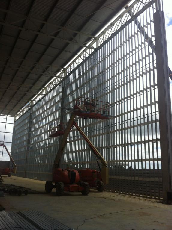 portfolio 9/20  - Parede em Light Steel Frame (LSF)