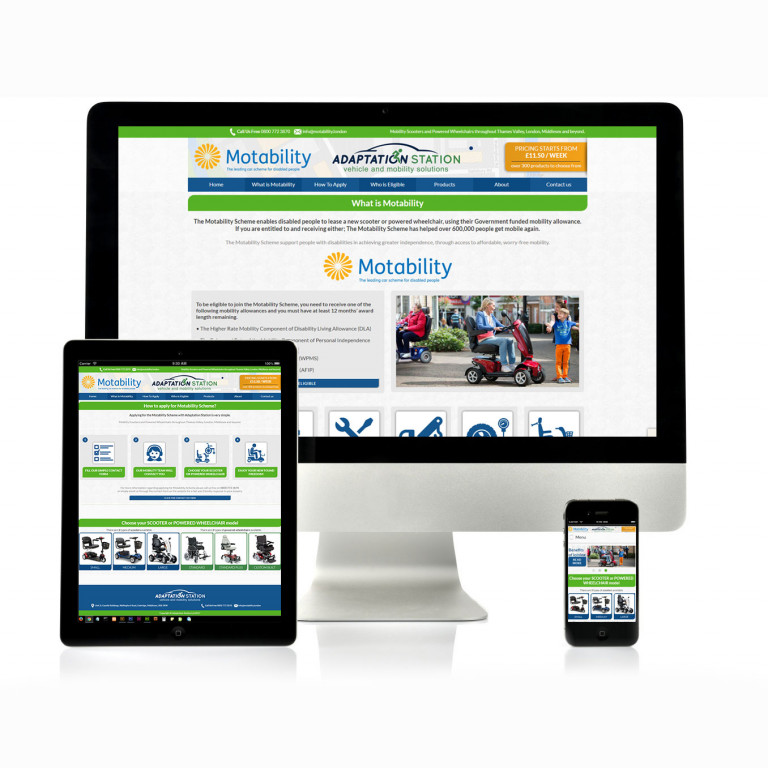 portfolio 17/17  - Website Adaptation Stations - UK