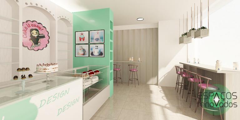 portfolio 12/24  - Projectos 3D de decoração - espaços comerciais