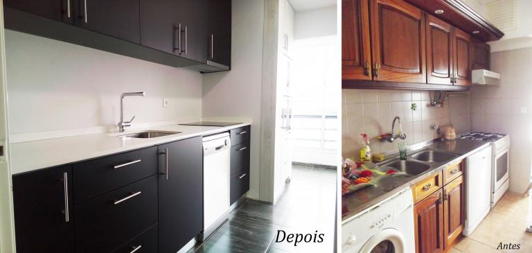 portfolio 3/24  - Remodelação cozinha