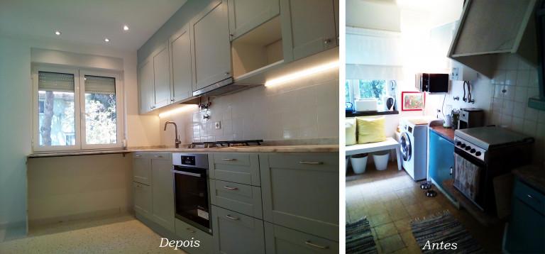 portfolio 2/24  - Remodelação cozinha