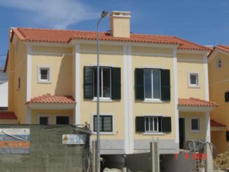 portfolio 1/4  - Pintura interior e exterior de 40 casas no total.