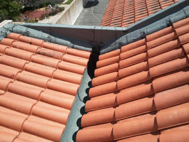 portfolio 18/38  - Remodelacao de telhados e caleiras