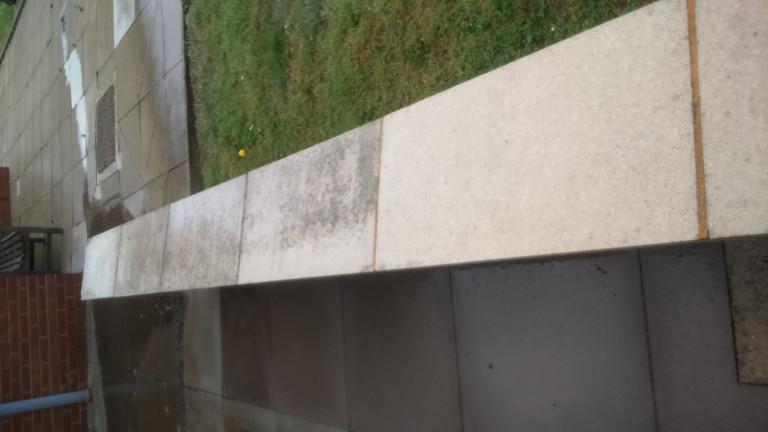 portfolio 12/38  - Limpeza de pedras
