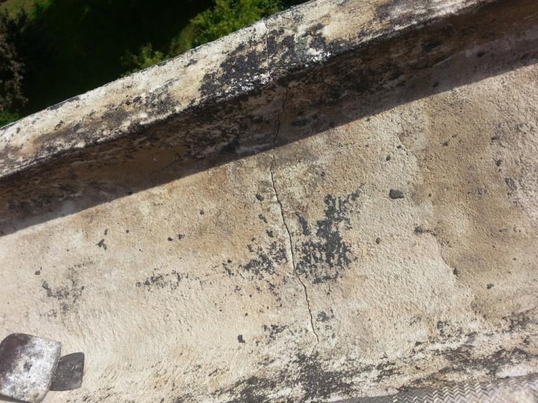 portfolio 33/38  - Limpeza de caleiras