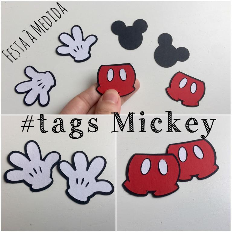 portfolio 6/21  - Tags Mickey