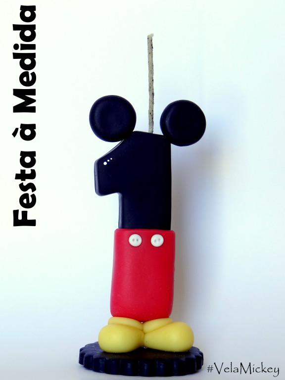 portfolio 21/21  - Vela Biscuit - Mickey
