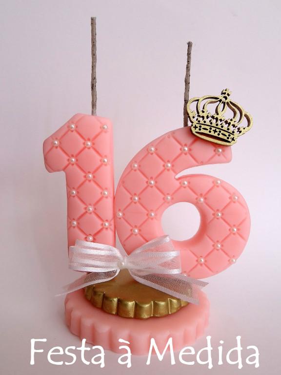 portfolio 11/21  - Vela Biscuit - 16 anos princesa