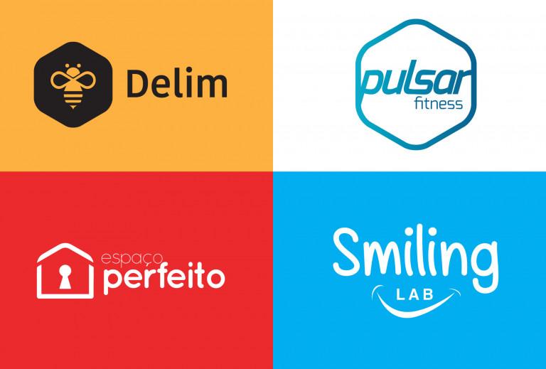 portfolio 3/12  - Design de Logotipo