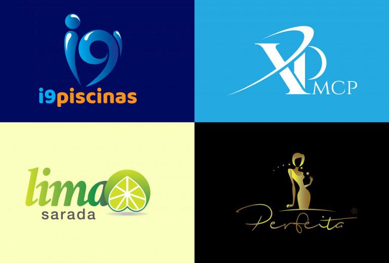 portfolio 5/12  - Design de Logotipo