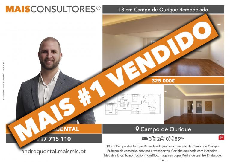 portfolio 2/6  - Apartamento Remodelado - VENDIDO 25 Dias