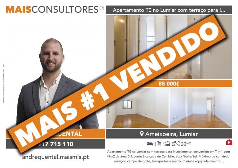 portfolio 3/6  - Apartamento para investimento - VENDIDO 24 Horas