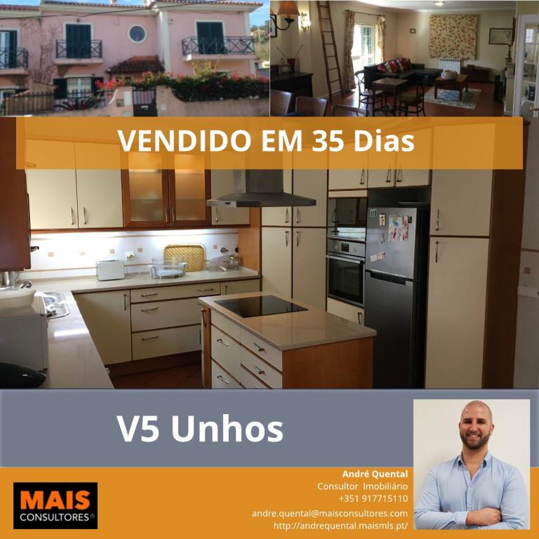 portfolio 4/6  - Moradia geminada - VENDIDO 35 Dias