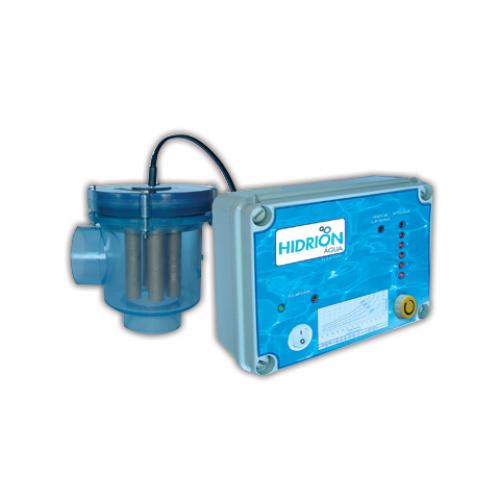 portfolio 3/3  - Hidrion, ionização de cobre