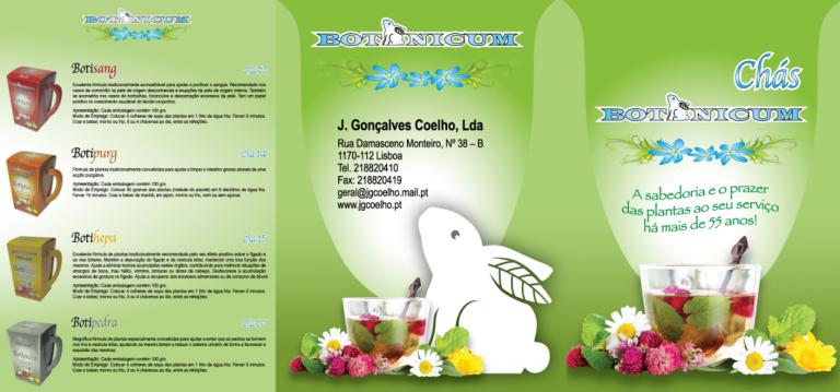portfolio 14/24  - Design Folhetos