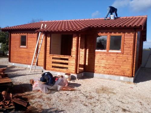 Caemmapo casas em madeira portugal lda constru o de - Casas madera portugal ...