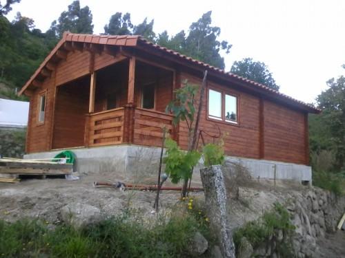 Caemmapo casas em madeira portugal lda oeiras lisboa - Casas de madera portugal ...