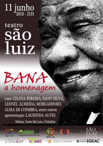 portfolio 9/20  - Bana - A Homenagem / Teatro Nacional S. Luiz