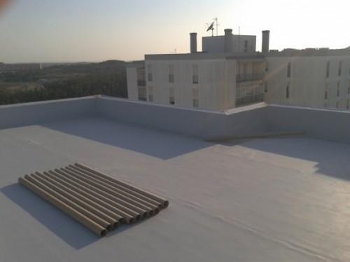 portfolio 12/17  - Impermeabilização Tela PVC SIKA 10 anos Garantia