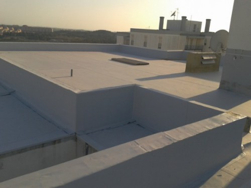 portfolio 11/17  - Impermeabilização Tela PVC SIKA 10 Anos Garantia