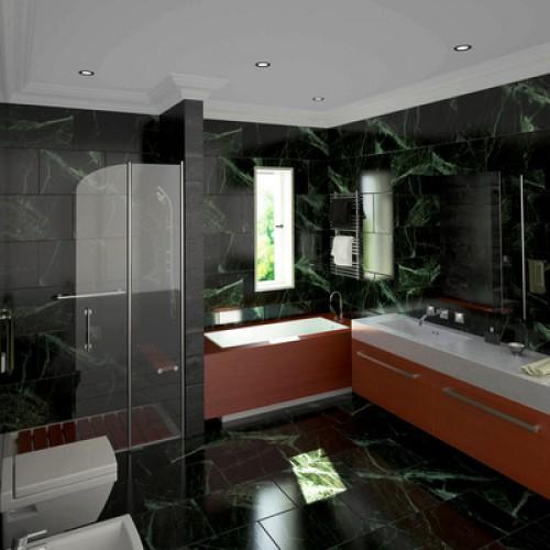 portfolio 18/19  - casas de banho em estilo
