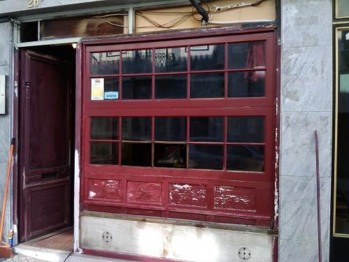 portfolio 25/31  - reconstruçao da fachada Bar