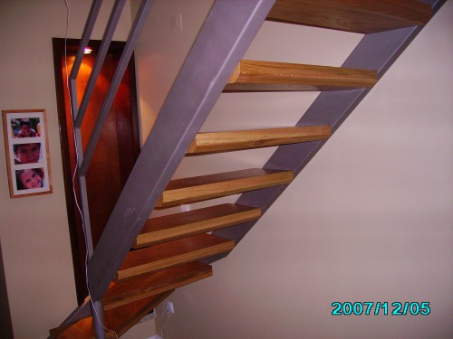 portfolio 9/10  - Escada Interior