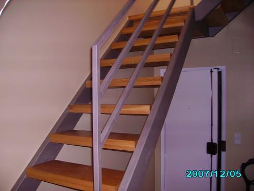 portfolio 8/10  - Escada Interior