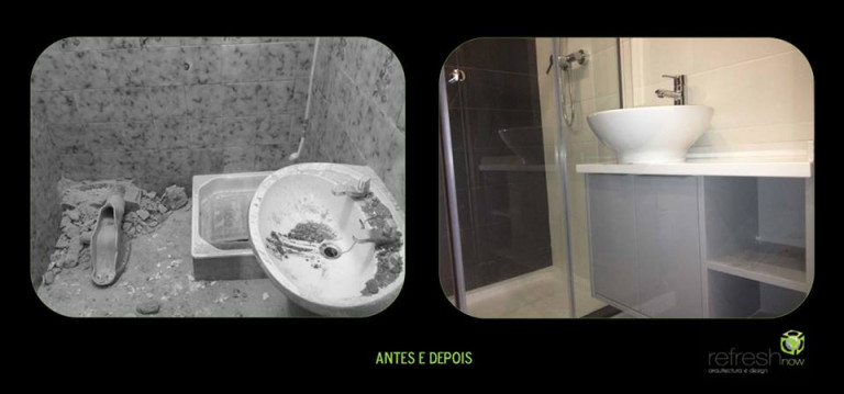 portfolio 5/7  - Casa de banho
