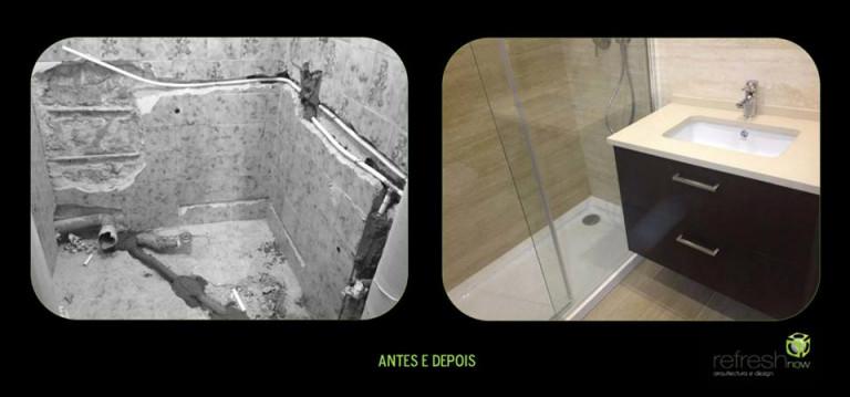 portfolio 4/7  - Casa de banho
