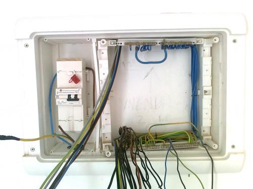 portfolio 41/55  - quadro electrico para electrificacao