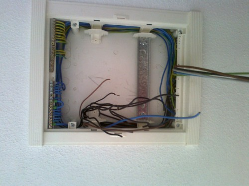 portfolio 42/55  - quadro electrico para electrificacao