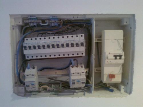 portfolio 43/55  - reformolacao de quadro electrico