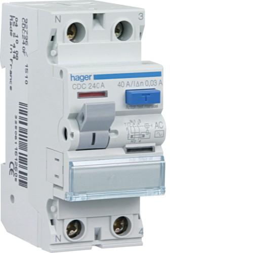 portfolio 16/55  - Interruptor diferencial