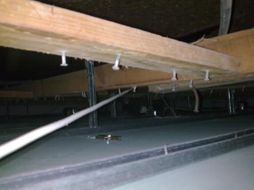 portfolio 40/55  - interior de um tecto falso