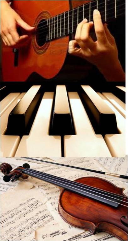 portfolio 1/3  - Aprendera tocar um instrumento