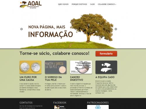 portfolio 1/2  - AOAL - www.aoalentejo.org