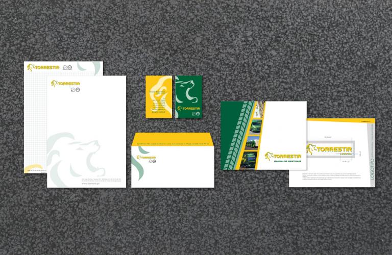 portfolio 6/19  - Branding, economato